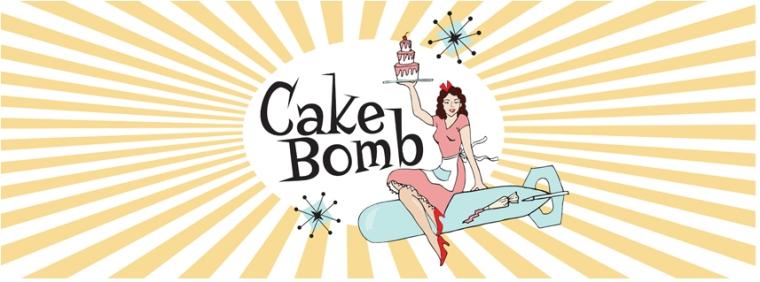 cakebomb facebook banner